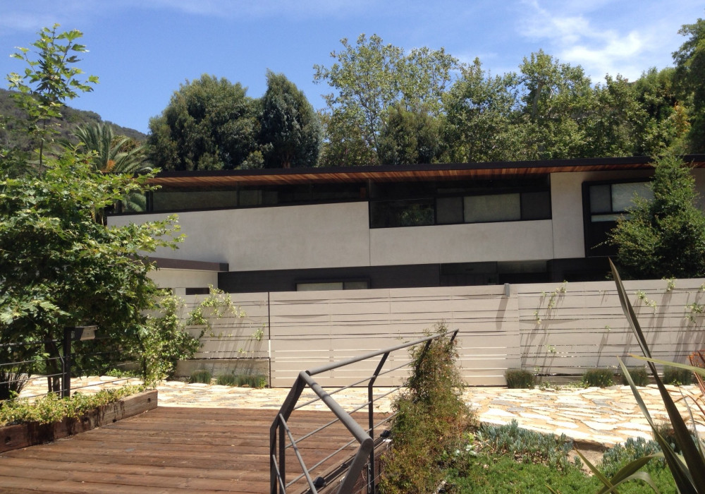 evolution by design blog archive mandeville canyon house by
